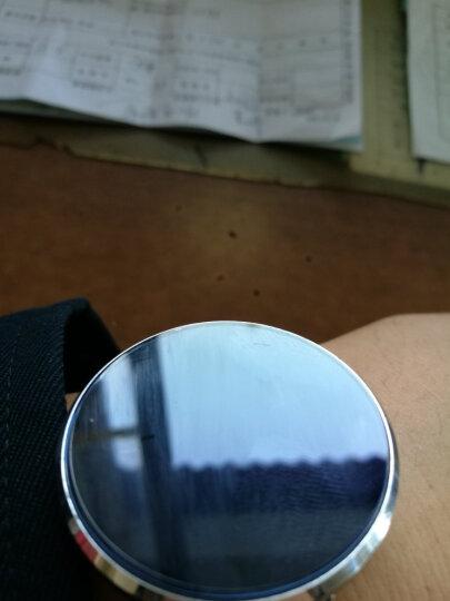 智能手环男女学生运动心率血压防水游泳微信运动来电显示信息推送成人电话手表情侣手环 防水-不锈钢表带-心率血压-彩屏款银色男款 加强版 晒单图