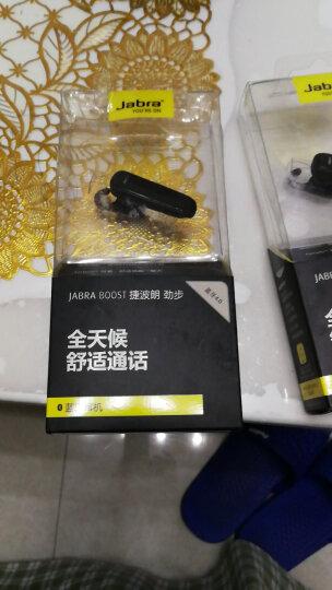 捷波朗(Jabra)Boost/劲步 超长待机 商务手机蓝牙耳机 黑色 晒单图