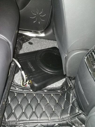 歌龙 汽车音响车载纯低音有源超薄低音炮 GL-1083(10英寸黑金刚) 晒单图
