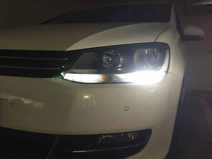 SCOE大众新速腾尚酷夏朗西亚特昊锐旅行版LED日间行车灯大功率日行灯高亮改装 西雅特/马自达CX-7 专用39灯 正白 一只 晒单图