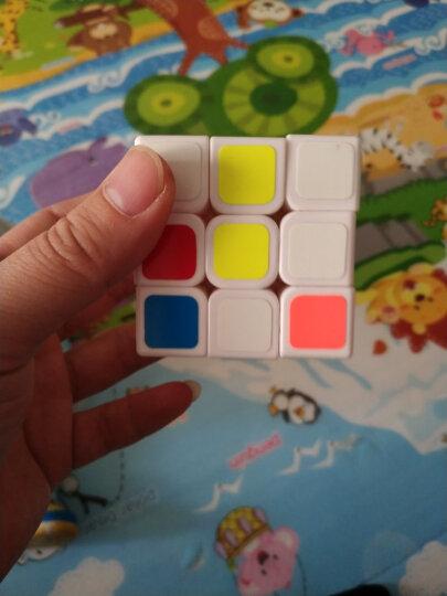 点盛老牌魔方 2阶3阶速拧魔方套装 顺滑益智减压玩具送高级配件包 二+三阶套装白底 晒单图