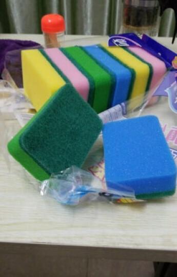 妙洁(MIAOJIE) 妙洁抹布擦桌子吸水毛巾不掉毛洗车布多功能擦拭布加厚4片装1125 10包40片 晒单图