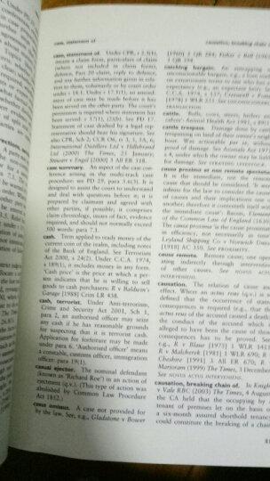 朗文法律词典(第7版) 晒单图