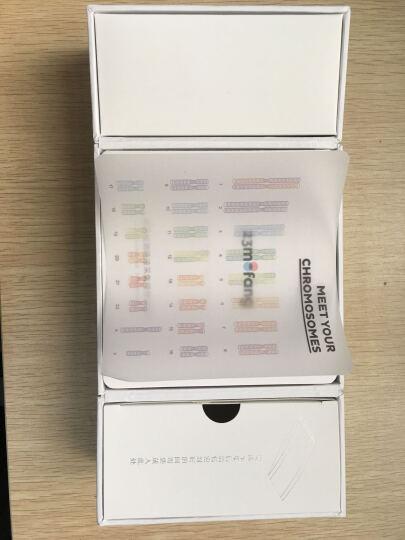 23魔方基因检测 标准版 祖源分析 遗传健康风险 护肤用药建议 运动营养需求 男女备孕 年货礼盒 晒单图