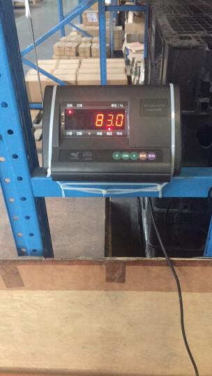 凯丰 【品牌直营】电子地磅秤1-3吨/5T10T 小型电子地磅称重平台秤小秤畜牧磅秤 【加厚款】1.5米*1.5米 1-3吨 晒单图