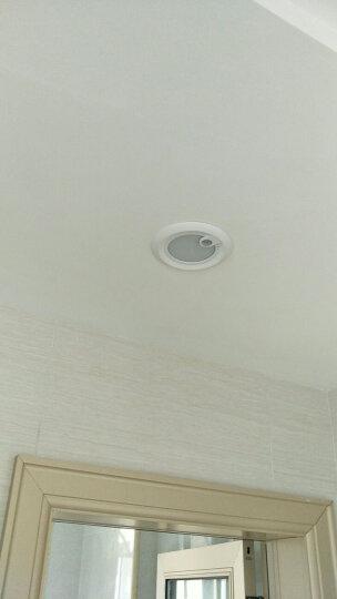东君 led筒灯一体化消防应急照明天花灯 楼道嵌入人体感应灯 4寸9W感应 晒单图
