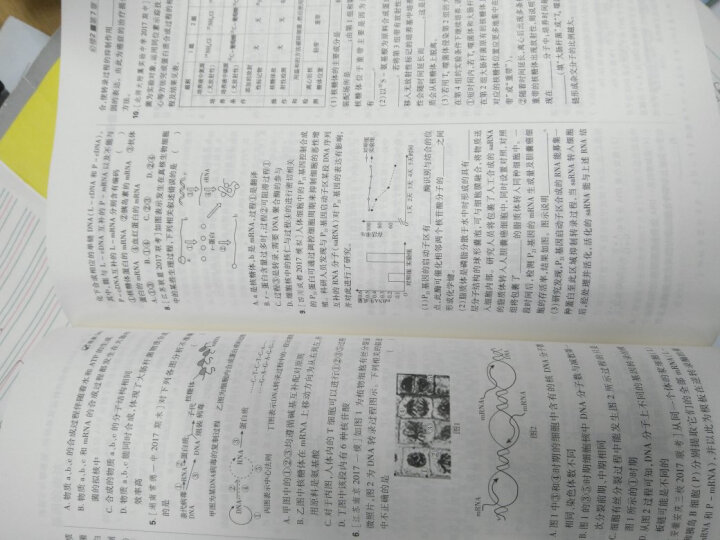化学 高中知识清单 高中必备工具书 第5次修订(全彩版)2018版 曲一线科学备考 晒单图