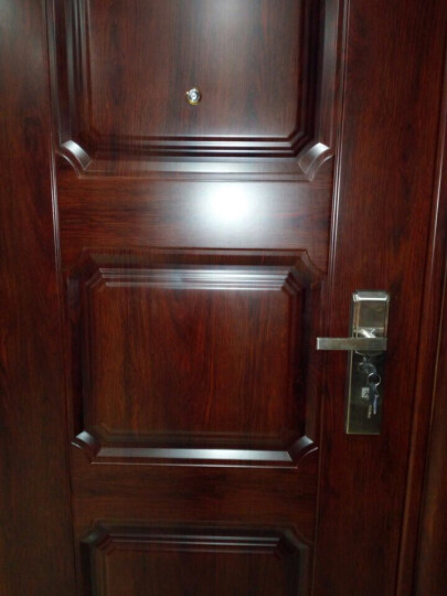 王力防盗门甲级安全大门进户门入户门CL22可定制专利锁具 定制联系客服 晒单图