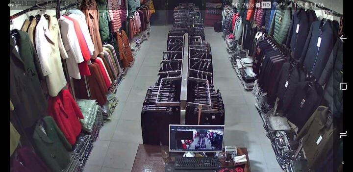 Yestv 监控摄像头高清室外监控器家用1080P无线wifi网络 高清夜视红外夜视室外防水监控设备 200万像素 自动焦距 云台旋转 多功能版 官方标配+64G内存 晒单图