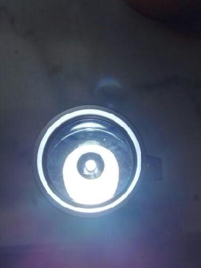 翰光(HANGUANG) 翰光超氙气灯探照灯手电筒 强光充电 手提灯远射家用防水巡逻 A1-1豪华版4节电池+充电器送车充+USB转接线 晒单图