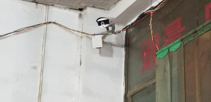 乔安(JOOAN) 乔安 网络摄像头 高清监控摄像机 红外夜视数字防水探头 1080P 型号731ERK 12MM 晒单图