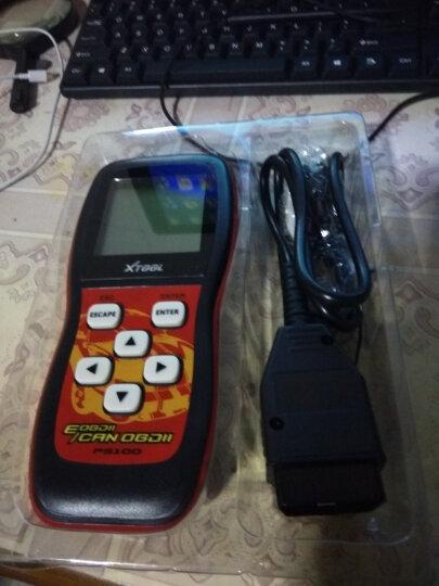 朗仁汽车故障检测仪OBD2发动机汽车电脑故障诊断仪 解码器汽修工具 PS80全能型电脑升级版(终身技术支持,免费升级) 晒单图
