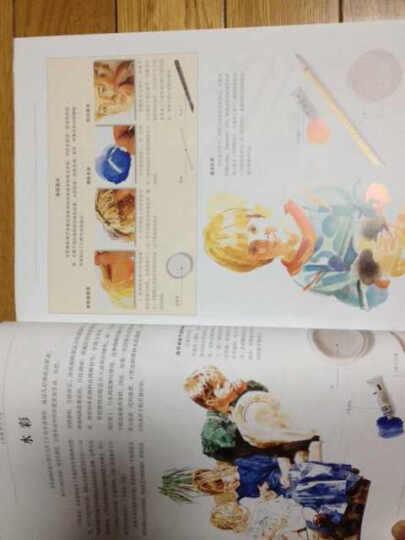 英国艺术院校美术专业绘画课程教材:人体解剖与写生 晒单图
