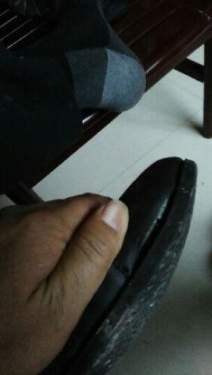 3515强人男鞋07制式皮鞋三接头校尉皮鞋正装鞋耐磨男大码军鞋 CF-07 松紧款 CF-07B 40 晒单图