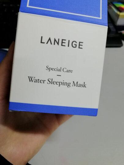 韩国进口 兰芝(LANEIGE) 水库滋润爽肤水200ml 保湿滋润补水 晒单图