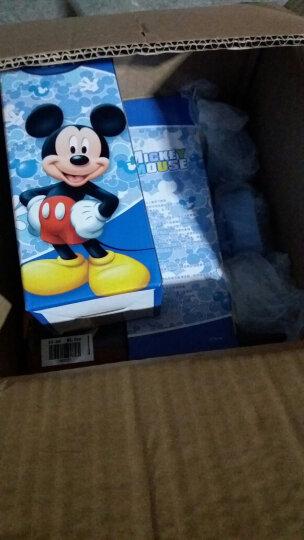 迪士尼(Disney) 儿童吸管杯 男女学生卡通宝宝便携保温水壶 8235米妮粉260ml 晒单图