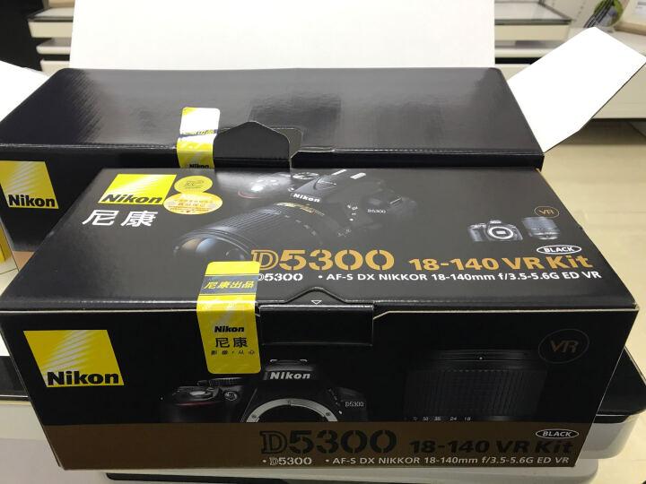 尼康(Nikon) D5300单反数码照相机 入门级双镜头套机(18-140mmf/3.5-5.6G 镜头 + DX 35mm f/1.8G镜头) 晒单图