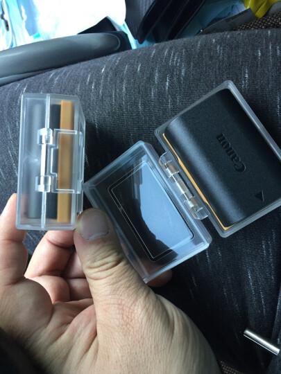 JJC BC-1相机保护收纳锂电池盒佳能LP-E6 LPE17索尼FZ100尼康富士NPW126奥林巴斯BLS5单反微单FW50防水 BLN1 晒单图