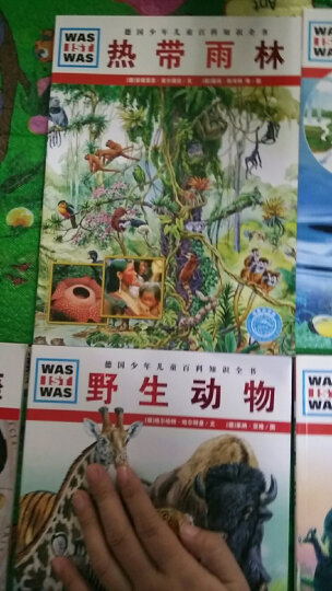 德国少年儿童百科知识全书:什么是什么(第六辑平装美惠版 套装共20册) 晒单图