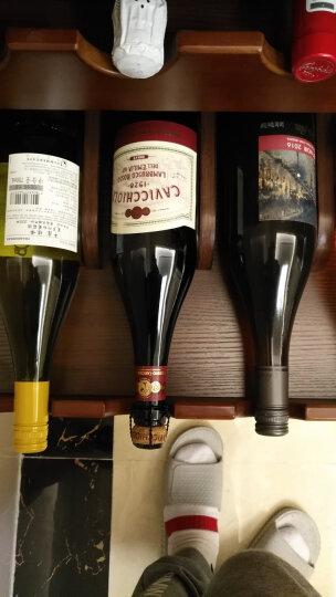 京东海外直采 意大利卡维留里蓝布鲁斯科 甜红低泡葡萄酒 750ml*6 原瓶进口 晒单图