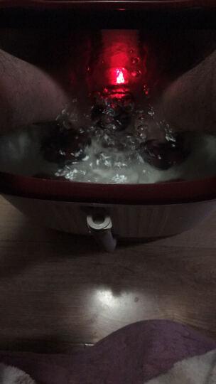 南极人(NANJIREN) 足浴盆全自动按摩泡脚盆深桶洗脚盆足疗器足疗盆加热泡脚桶 熏蒸按摩全自动电动足浴盆 晒单图