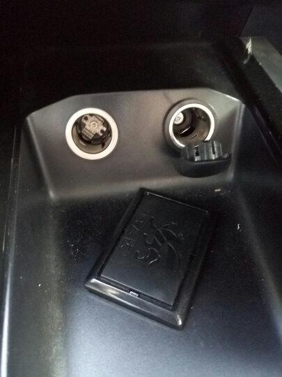 嘉西德0391金属芯智能数显预设胎压车载充气泵便携式12V汽车轮胎车用打气泵 晒单图