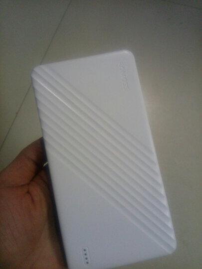 罗马仕(ROMOSS)WA20黑色20000毫安移动电源支持QC3.0/PD协议switch笔记本苹果手机充电宝双向快充 晒单图
