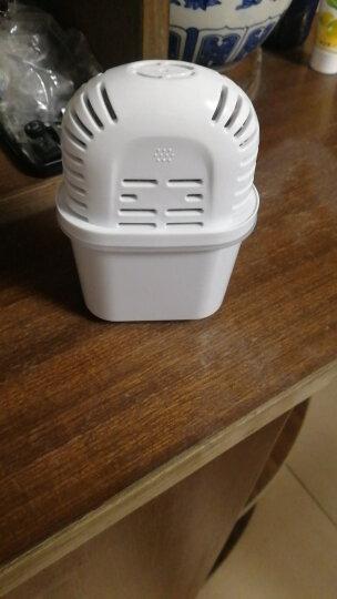 美的(Midea)净水壶家用滤水壶滤芯 进口碳纤维无黑水MT-3(专用滤芯) 晒单图