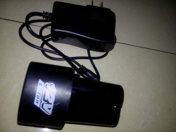 吉米家居 JM-GT8816 88件套16V锂电池充电钻套装 多功能钻头 手电钻电动工具箱 维修工具套装 晒单图