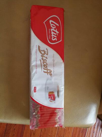 比利时进口 和情(LOTUS)焦糖饼干 新老包装交替发货 312.5g  独立小包装50片每袋 晒单图