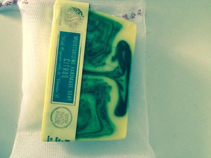 蜜品(MIPIN) 拉脱维亚天然手工精油皂 保湿滋润清洁毛孔 17种香味可选 酸奶精油皂 晒单图