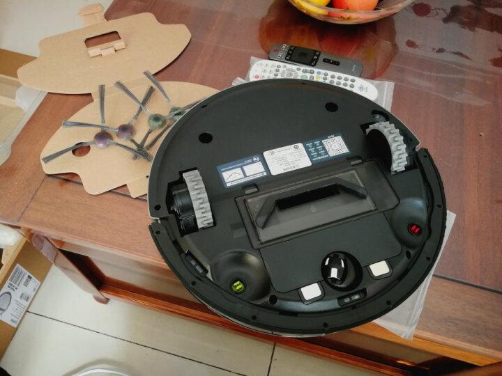 科沃斯(Ecovacs)倾城扫拖一体机真规划 一台顶两台家用智能吸尘器扫地机器人 晒单图