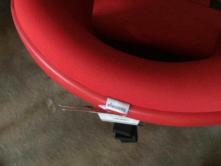 乐檬RooMeye儿童安全座椅汽车用9个月-3-4-7-12岁 婴儿宝宝新生儿车载安全椅isofix 乐檬红 晒单图