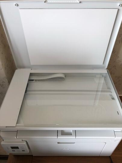惠普(HP)MFP M132snw激光多功能一体机(惠普小超人、打印、复印、扫描) 晒单图