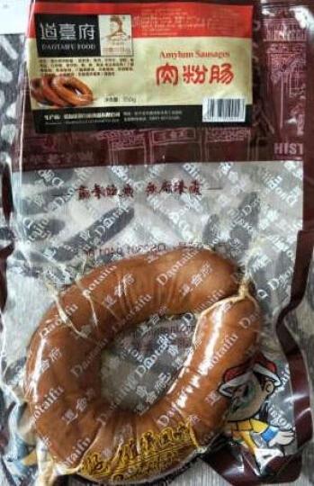道台府(daotaifu) 道台府 干豆腐卷东北特色卤味豆腐皮豆干零食小吃新鲜美食280g 晒单图