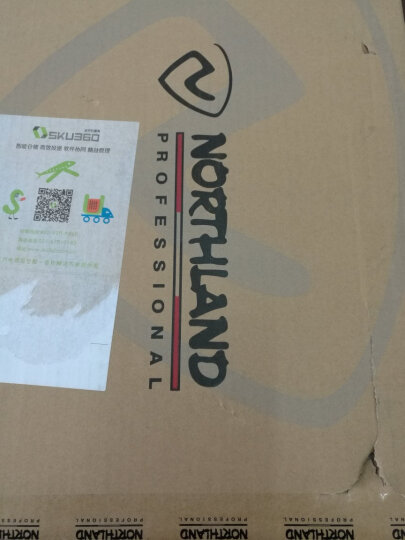 诺诗兰(NORTHLAND) 诺诗兰 女款羽绒服 城市系列 700蓬 GD042702 女-苯白色 170 晒单图