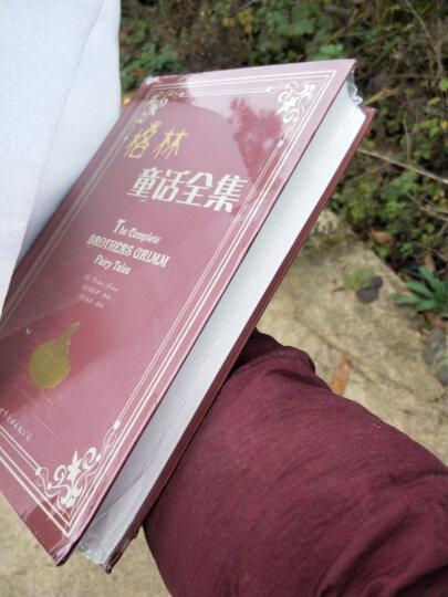 格林童话全集 英文读本 雅各布格林 威廉格林原著 纯英文原版小说英语读物 晒单图