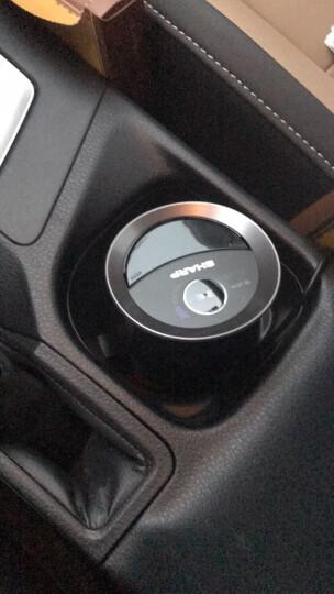 【日本进口】夏普(sharp)车载空气净化器 除甲醛除烟除尘便携HC/JC系列 升级款JC15-黑色 晒单图