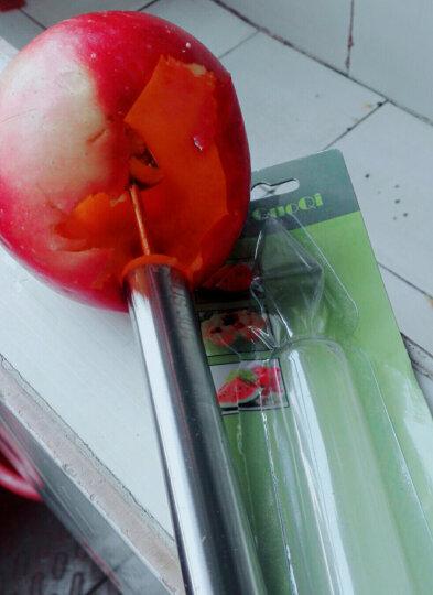 不锈钢挖球器果球勺 水果拼盘工具冰激凌勺 西瓜勺 晒单图