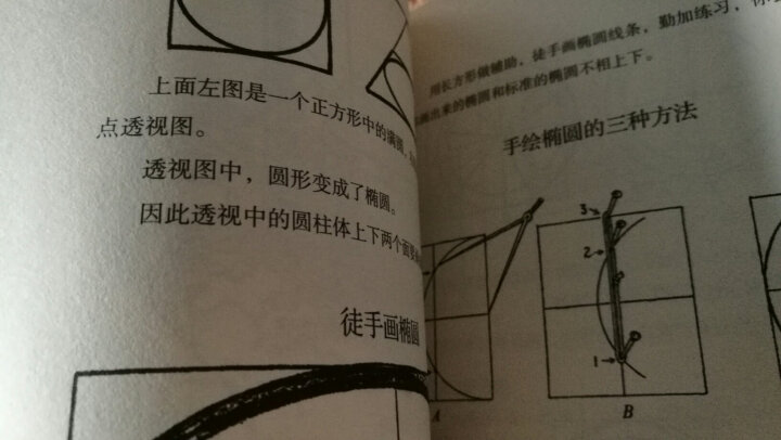 透视如此简单 20步掌握透视基本原理 晒单图