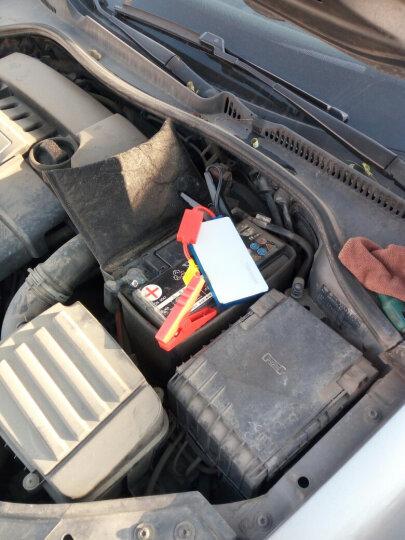 Movewell 汽车应急启动电源12v电瓶搭电宝充电器充电机移动电源车用 蓝色8000Mah(专为2.5L以下排量车型设计) 晒单图