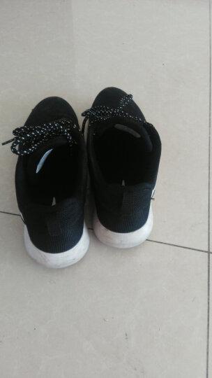 鸿星尔克ERKE 女鞋新款轻便休闲跑步鞋52117114086 浅灰 37 晒单图