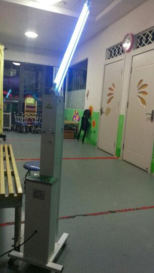 高博士(GAOBOSHI) 紫外线消毒车消毒灯医用 家用幼儿园消毒酒店紫外线杀菌灯 含灯管4根 晒单图