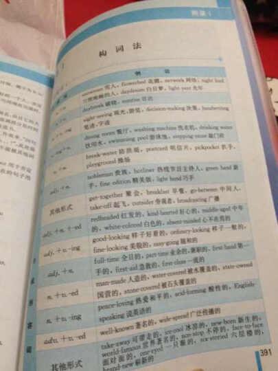 2014.3张道真高中英语语法 晒单图