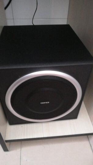 漫步者(EDIFIER) C2 2.1声道+独立功放 多媒体音箱 音响 电脑音箱 黑色 晒单图