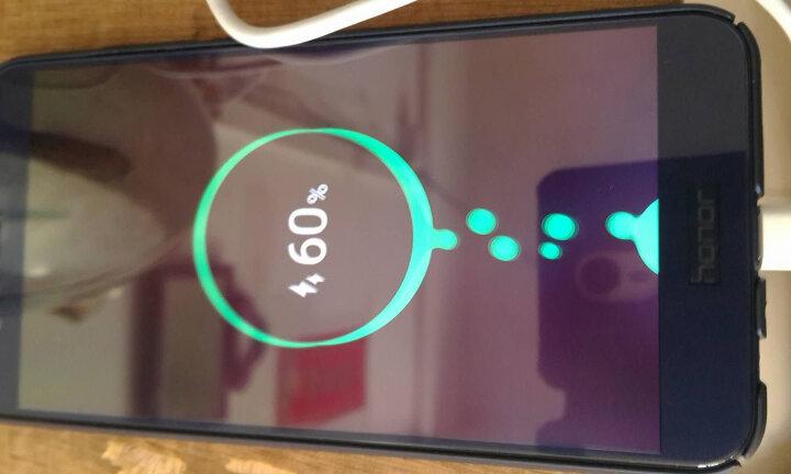 荣耀 V9 全网通 尊享版 6GB+128GB 极光蓝 移动联通电信4G手机 双卡双待 晒单图