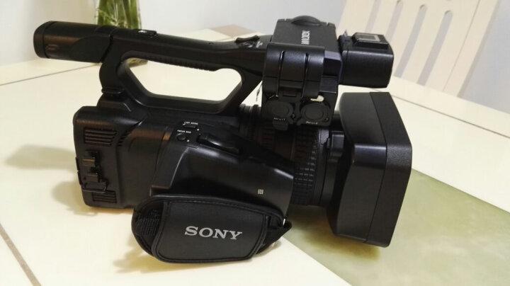 索尼(SONY)PXW-Z150 1英寸4K CMOS 小巧手持式广播级摄录一体机 仅重1.9KG 支持120FPS高帧率高清慢动作拍摄 晒单图