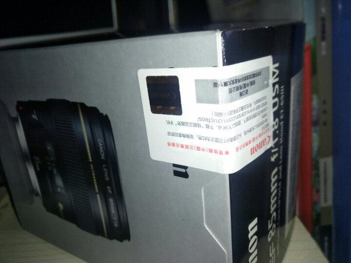 佳能(Canon) EF 85mm f/1.8 USM 远摄定焦镜头//单反镜头 晒单图