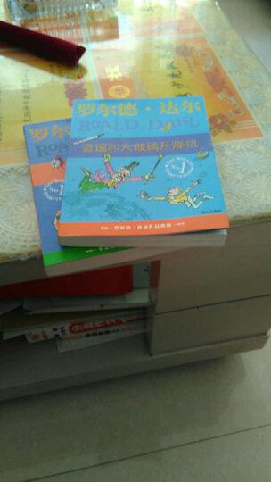 全3本 罗尔德达尔作品典藏系列 女巫+查理和大玻璃升降机+詹姆斯与大仙桃 正版儿童文学读物 晒单图
