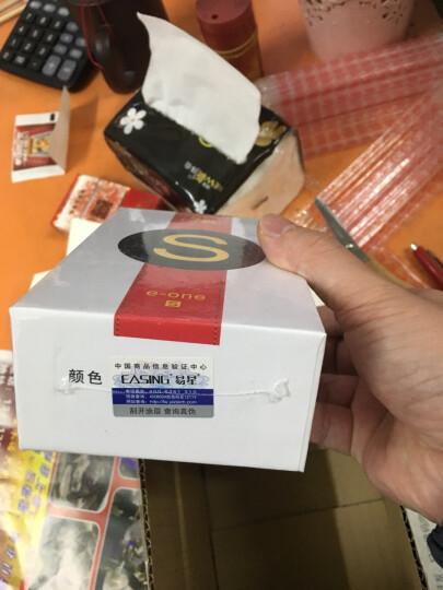 易星E-ones电子烟套装大烟雾 80W蒸汽烟替烟产品戒烟器正品迷你盒子box大功率提神小烟网红推荐 尊享套装-黑色 买烟具-选择我 晒单图